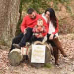 Allaire State Park – Holiday Session