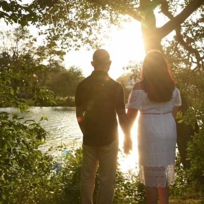 Stephanie Marmer & Joshua Baker Engagement Session