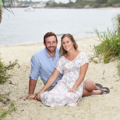 Kelly Haspel & Matt Gutkes Engagement Session
